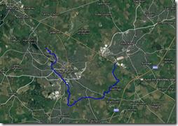 Map to Limekilns